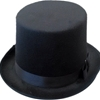Felt Top Hat for John Darling