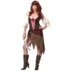 Buccaneer Beauty Pirate Adult Costume