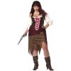 Buccaneer Beauty Pirate Plus Size Adult Costume