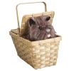 Wizard of Oz Deluxe Toto in a Basket
