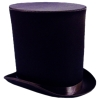 Tall Victorian Top Hat