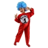 Dr. Seuss Thing 1 and 2 Kids Costume