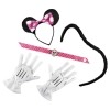 Disney Pink Minnie Mouse Adult Costume Kit