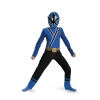 Blue Ranger Samurai Toddler Costume