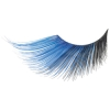 Black and Blue Extra Long Eyelashes