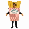 French Fries Mascot - Sales