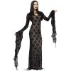 Lace Morticia Gown