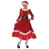 Mrs. Claus Dress for Women