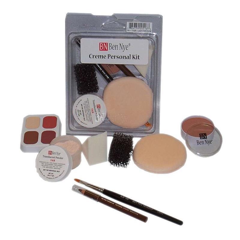 Ben Nye Makeup Kits Personal