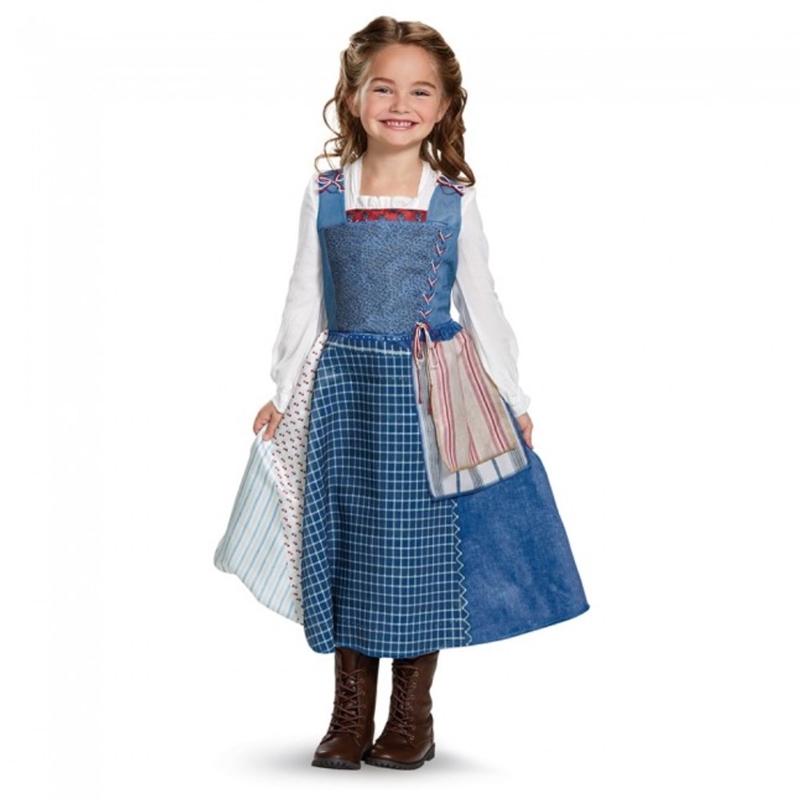Belle Village Dress Kids Costume The Costumer