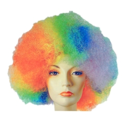 Afro Clown Wig - Professional