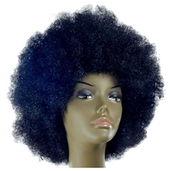 Afro Wig - Deluxe