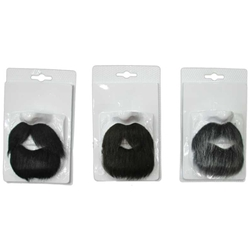 Amigo Beard and Moustache Set