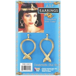 Asp Earrings