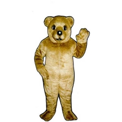 Baby Brown Bear Mascot - Sales