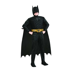 Batman Dark Knight Muscle Chest Child Costume