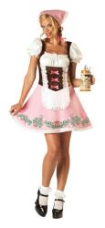 Bavarian Fetching Fraulein - Sexy Adult Costume