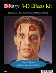 Ben Nye 3-D Special Effects Makeup Kit