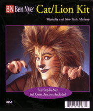 Ben Nye Cat/Lion Makeup Kit