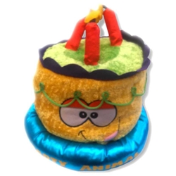 Birthday Cake / Party Animal Hat