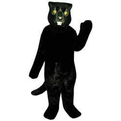 Black Panther Mascot - Sales