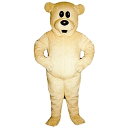 Butterscotch Bear Mascot - Sales