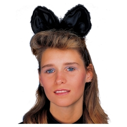 Cat Ears - Black