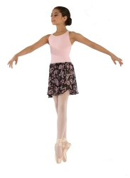 Child Chiffon Mock Wrap Skirt - Capezio 1291C