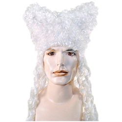 Colonial Party Gentleman Wig