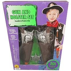 Child's Western Cowboy Guns and Holster Set