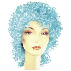 Curly Clown Wig - Long