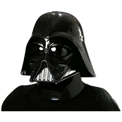 Darth Vader Two Piece Injection Molded Mask