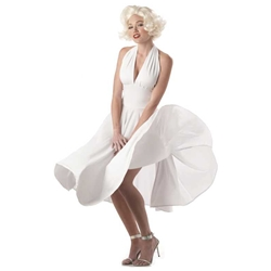 Deluxe Licensed Marilyn Monroe - Adult Costume