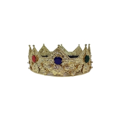 Deluxe Quality Metal Crowns