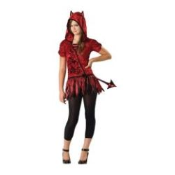 Devil in Da Hood - Child Costume