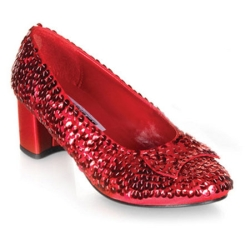 Dorothy Ruby Red Slippers - Adult