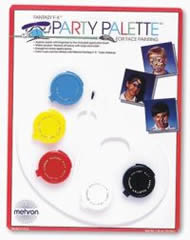 Fantasy F/X by Mehron - Party Palette