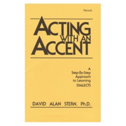 Acting with an Accent: French Accent Dialect CD