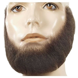 Full Short Beard - Deluxe
