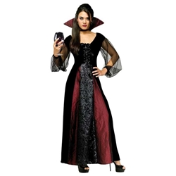 Goth Maiden Vampiress Adult Costume