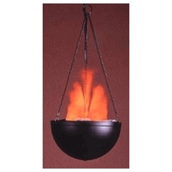 Hanging Mini-Flame Light