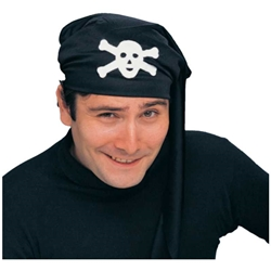 Head Piece - Pirate Turban