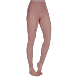 Hold & Stretch Footless Adult Tights