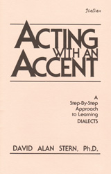 Acting with an Accent Italian Accent Dialect CD