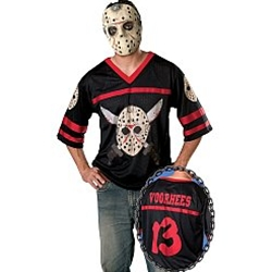 Jason Hockey Jersey - Adult Costume