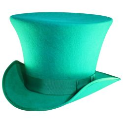 Mad Hatter Top Hat - Deluxe