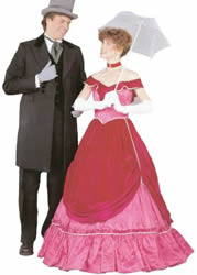 Period Formal Wear Costume