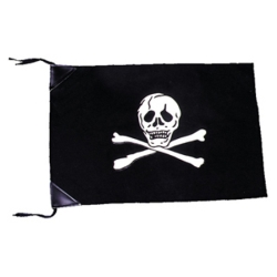 Pirate Flag - Skull and Crossbones