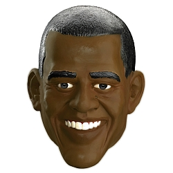 President Barack Obama Political Mask
