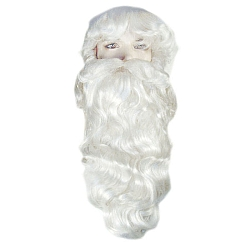 Quality Santa Wig and Beard